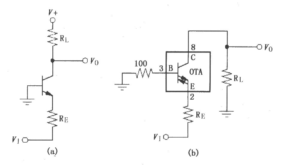 operational transconductance amplifier thesis Operational transconductance amplifier for highly linear application 9 for short channel devices the effective carrier mobility is a.