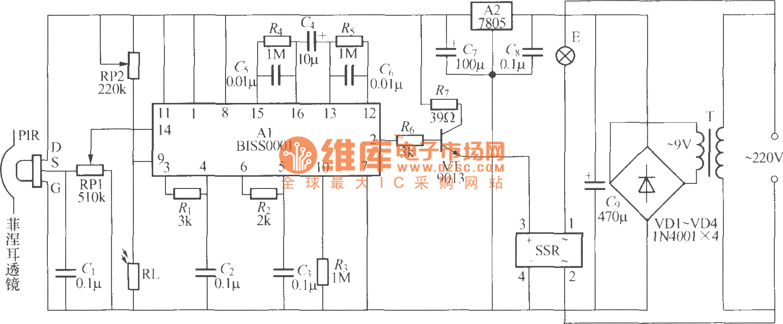 Major Prjct Ppt Shru furthermore Driver Relay as well Pyroelectric infrared sensor automatic l  circuit 3 together with Gear Vendors Wiring Diagram as well How To Read A Sensor Connection Diagram. on relay schematic diagram