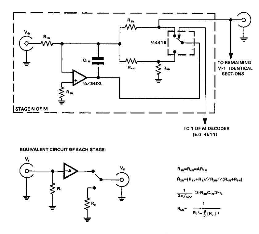 Audio input selector circuit (4416 CMOS) - Audio_Circuit - Circuit on switch panel, switch flowchart, switch power, switch plans, switch diagram, switch box, switch connection, switch relay, switch wire, switch block, switch audio, switch interface, switch installation, switch to the right track, switch symbol, switch engine, switch table,