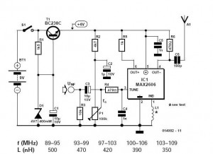 Best Of Fm Transmitter Circuits Signal Processing