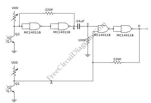 one direction motion sensor sensor circuit circuit diagram rh seekic com one direction motion sensor Motion Sensor Lights
