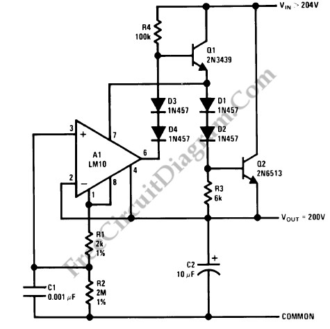 Contactor Wiring Diagram 12v Dc on dc to voltage converter schematic
