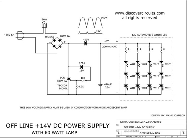 12v Led Circuit Design | www.pixshark.com - Images ...