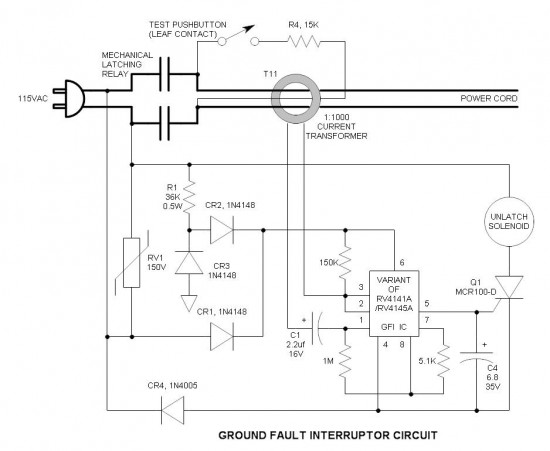 20131023202329515 gfi ground fault interrupter wall wart basic_circuit circuit hair dryer wiring diagram at gsmportal.co