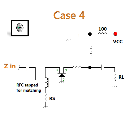 common gate JFET amplifier - Amplifier_Circuit - Circuit ...