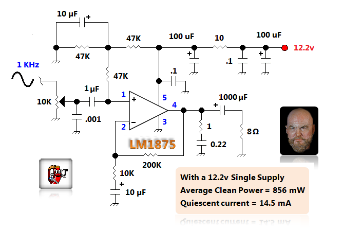 Wiegandt Bimbo Box furthermore 300b 8 additionally Index additionally LM1875 Audio Power  lifier further DC12V   AC220V Inverter circuit diagram. on power amplifier