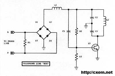 Basic Phone Wiring Diagram also Home Phone Socket Wiring Diagram further 1000w Induction Cooker Circuit further New Home Wiring Diagram in addition Wireless telephone bug. on basic telephone circuit diagram