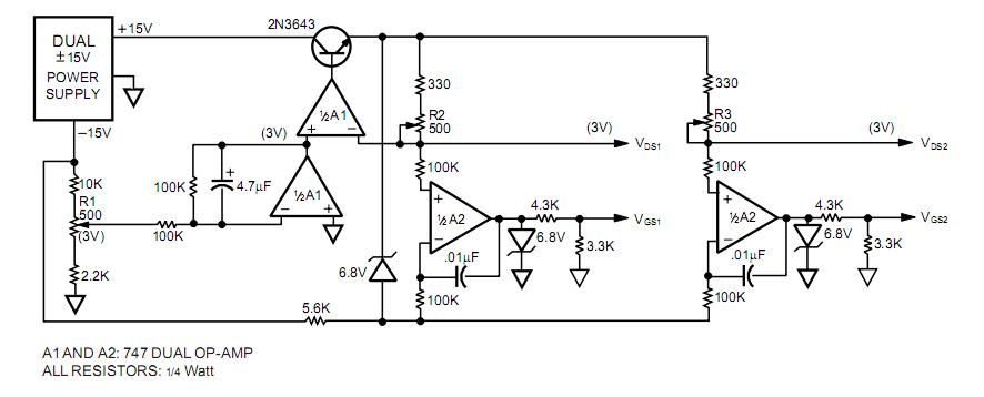 Theremin Measuringandtestcircuit Circuit Diagram Seekiccom