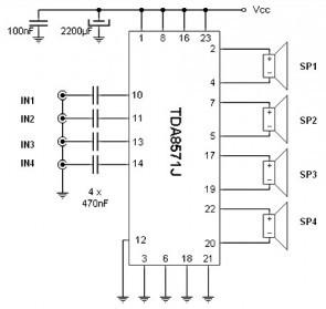 Quad_amplifier_40W