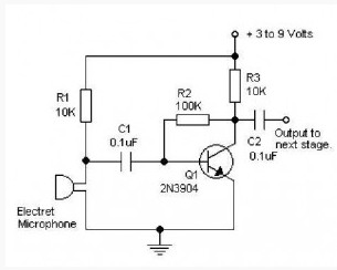Lm139 One Shot Multivibrator in addition Car Alarm Fuse Location further Pre  For Speaker As A Microphone together with Tv Antenna Installation Diagram in addition Tone Control Circuit Schematic Mic. on pre amp wiring diagrams