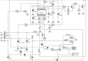 Sega Game Gear Power supply - Power_Supply_Circuit - Circuit ... Xbox Power Supply Schematic on