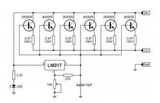 24v To 12v Converter Wiring Diagram on wiring diagram 24v trolling motor