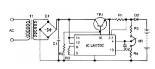 Constant Voltage Current Limited Charger in addition Wolf Generator Wiring Diagram besides Ford 2n 8n 9n moreover Avr further 6v To 12v Wiring Diagram. on automotive 12v voltage regulator