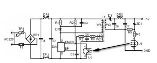 DCC 08 M 15 PSK TSL32 3110 besides Rs232 Connections Wiring Serial Devices also 3 5mm Power Cable furthermore 1 8 Stereo Jack To Usb Wiring Diagram furthermore How To Interface Xbee With Arduino Tutorial. on usb power output diagram