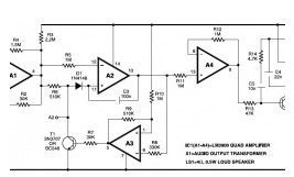 air horn schematic electronic horn - basic_circuit - circuit diagram - seekic.com