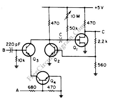 Electrical Schematic Transistors on simple electrical schematic examples