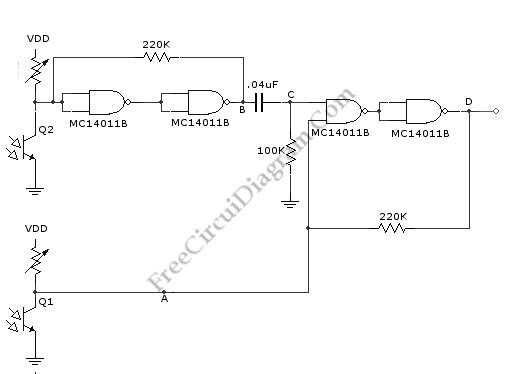 one direction motion sensor circuit sensor circuit circuit rh seekic com Small Motion Sensor Indoor Motion Sensor