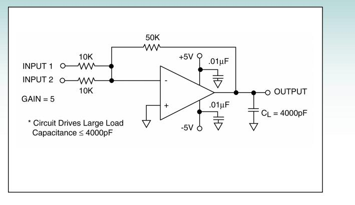 low offset summing amplifier - Amplifier_Circuit - Circuit ...