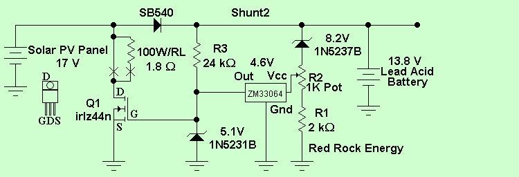 Контроллер заряда солнечный своими руками 84