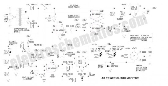 ac power monitor ic - other circuit