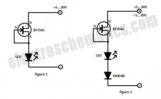 photoelectric smoke detector - signal processing