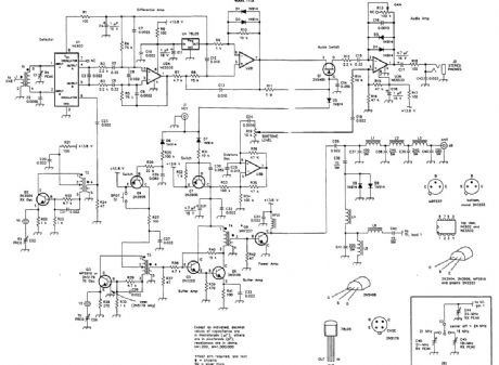 Electronic schematic additionally Fm Transmitter Circuit Schematic Diagram moreover AN PRC 128 moreover Electronic schematic moreover Default. on rf transmitter and receiver