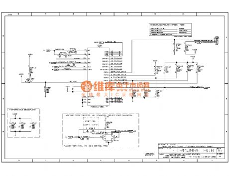 845ddr computer motherboard circuit diagram 50