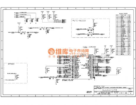 845ddr computer motherboard circuit diagram 51