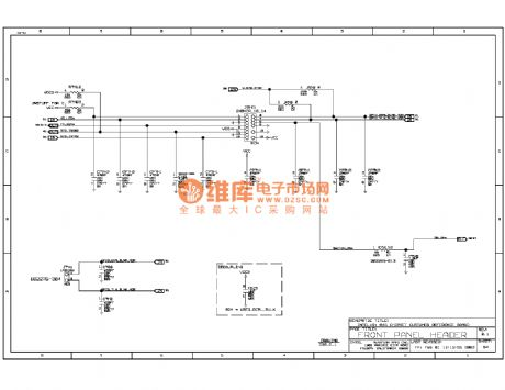845ddr computer motherboard circuit diagram 54