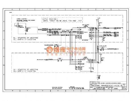 875p computer board circuit diagram 73