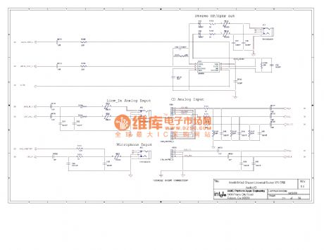 810 computer motherboard circuit diagram 21