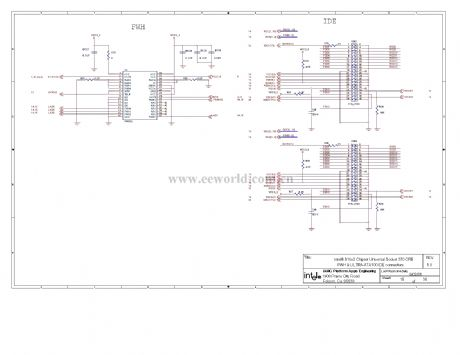 810 computer motherboard circuit diagram 15