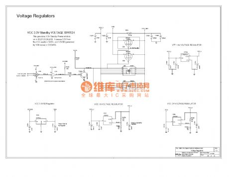 810E computer motherboard circuit diagram 28
