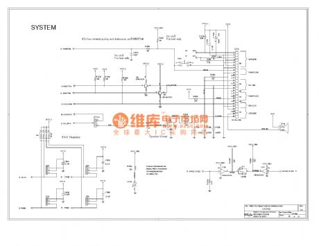 810E computer motherboard circuit diagram 30
