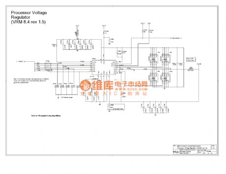 810E computer motherboard circuit diagram 29