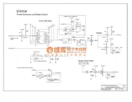 810E computer motherboard circuit diagram 31