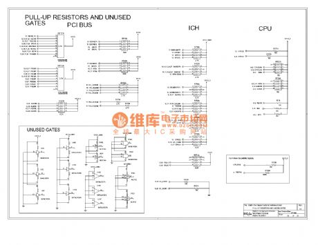 810E computer motherboard circuit diagram 32