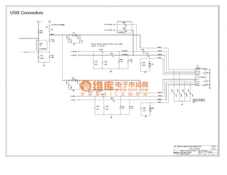 810E computer motherboard circuit diagram 19