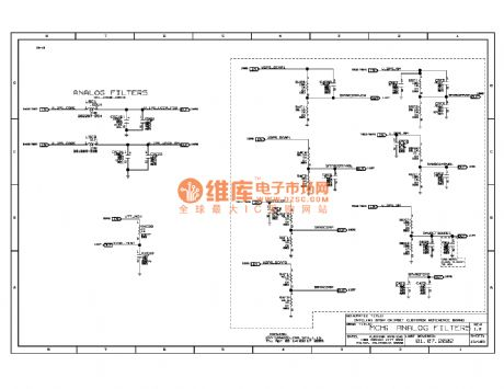 875p computer motherboard circuit diagram 19