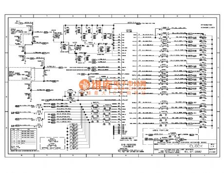 875p computer motherboard circuit diagram 21