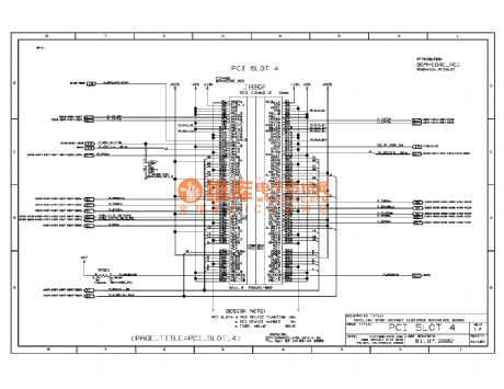 875p computer motherboard circuit diagram 045