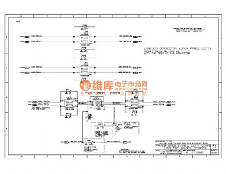 875p computer motherboard circuit diagram 043