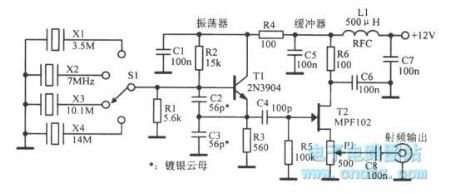 Mos Fet Oscillator Circuit Best Secret Wiring Diagram