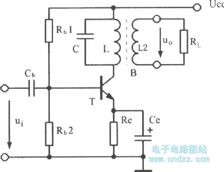 transformer high voltage amplifier circuit transformer