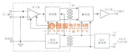 index 53 amplifier circuit circuit diagram seekic comcarrier isolation amplifier circuit