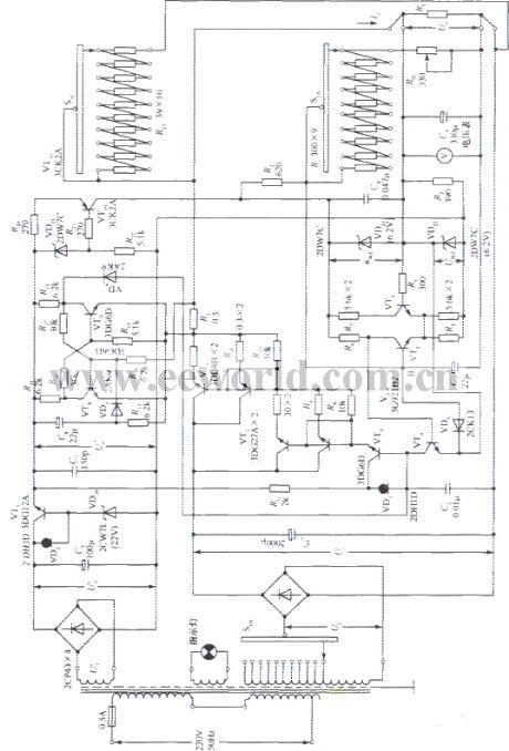 index 272 - power supply circuit - circuit diagram