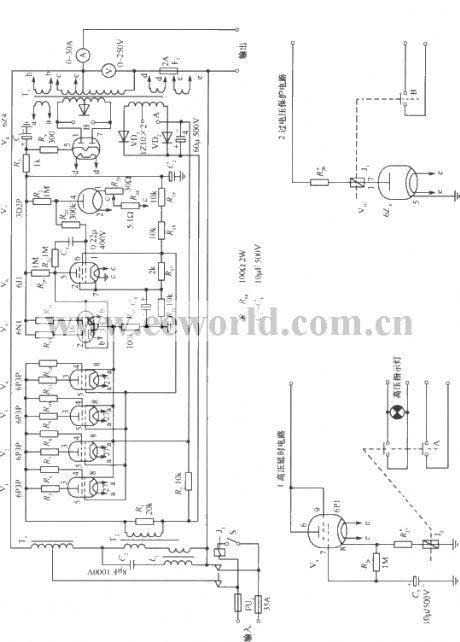 index 252 - power supply circuit - circuit diagram