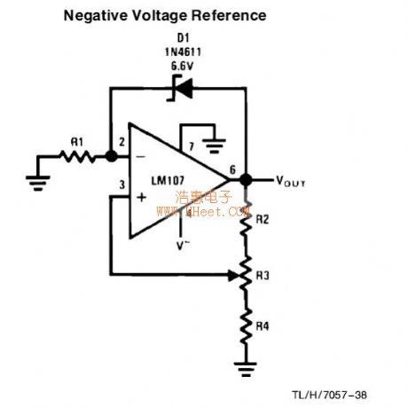 Negative_voltage_reference_circuit
