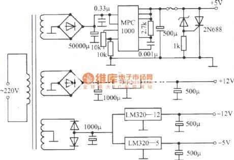 index 257 power supply circuit circuit diagram. Black Bedroom Furniture Sets. Home Design Ideas