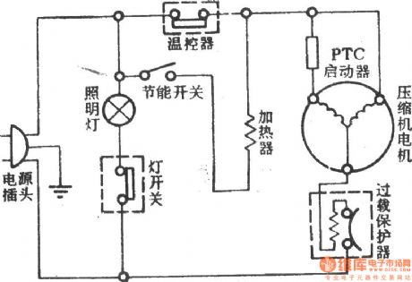 index 119 electrical equipment circuit circuit diagram seekic com rh seekic com LG Refrigerator Schematics LG Refrigerator Service Manual